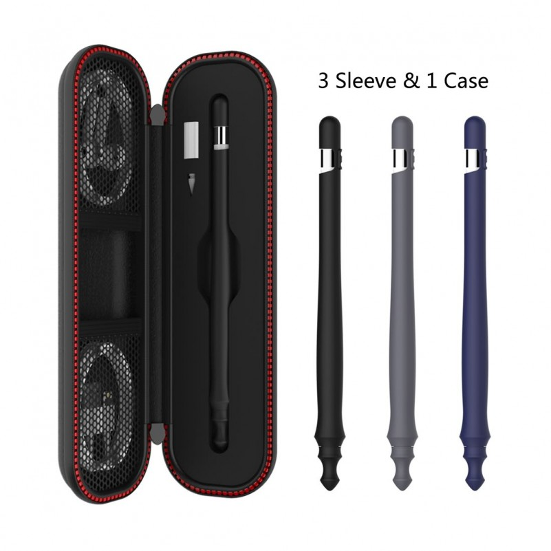 click to choose 3 Sleeve & 1 Case - C